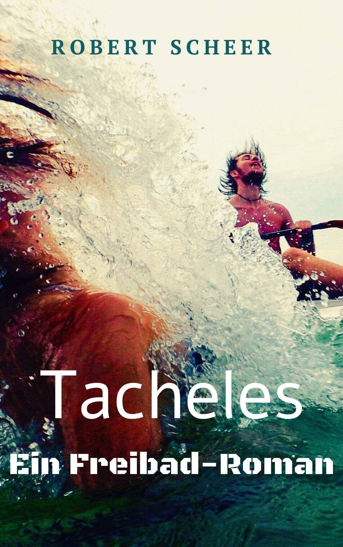 Buchcover Tacheles